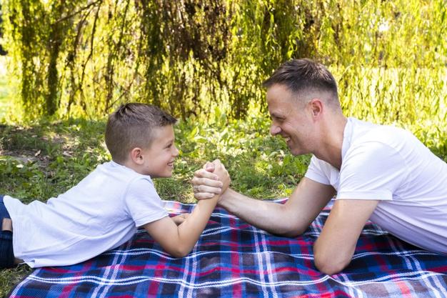 Padre vs. Hijo - Consejos IMB-PC