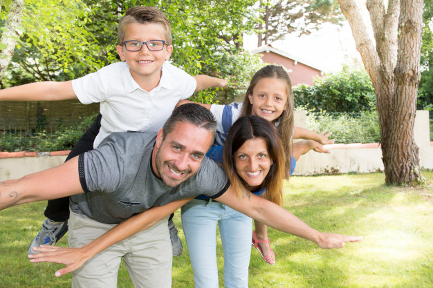 Fines de semana para crecer como familia