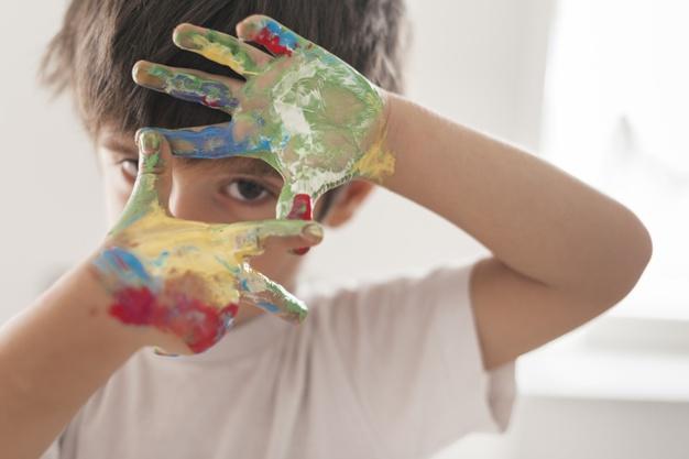 Infancia feliz, salud mental para el futuro