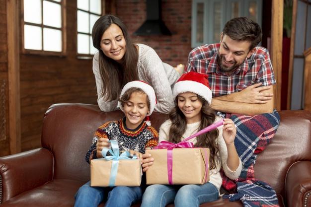 Valorar lo que tienen = Regalos Navidad